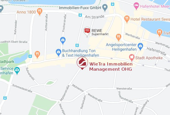 WieTra Immobilien Management OHG Maps
